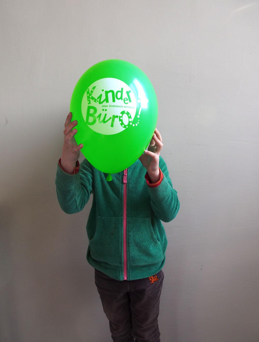 Kinderbüro // Luftballon