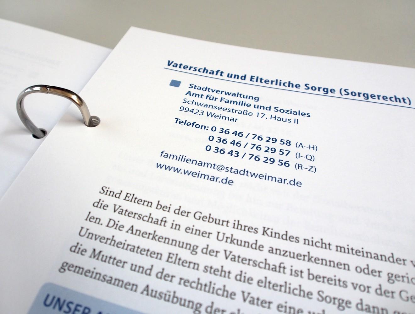 Frühe Hilfen // Ordner // Detail