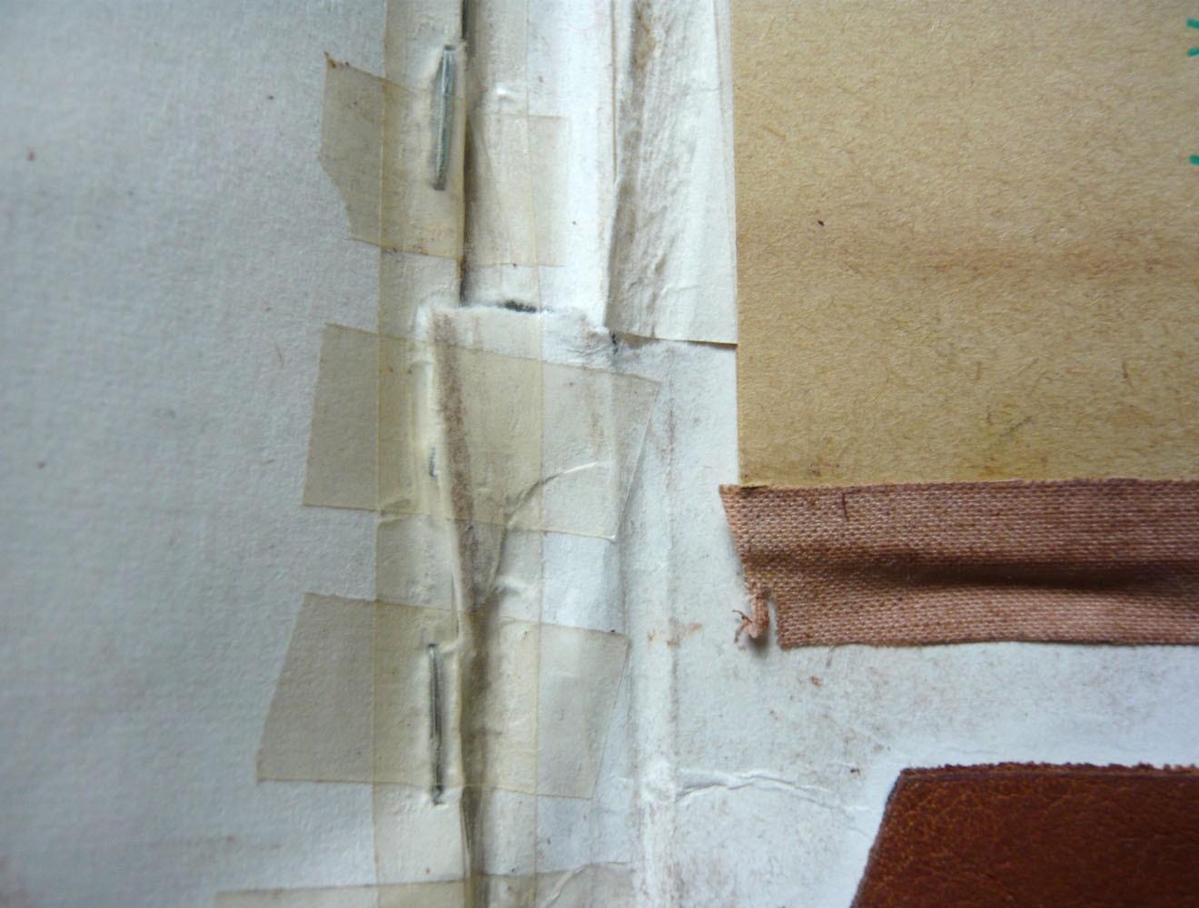 Spezialrequisite // Tagebuch Stasi-Knast / Detail