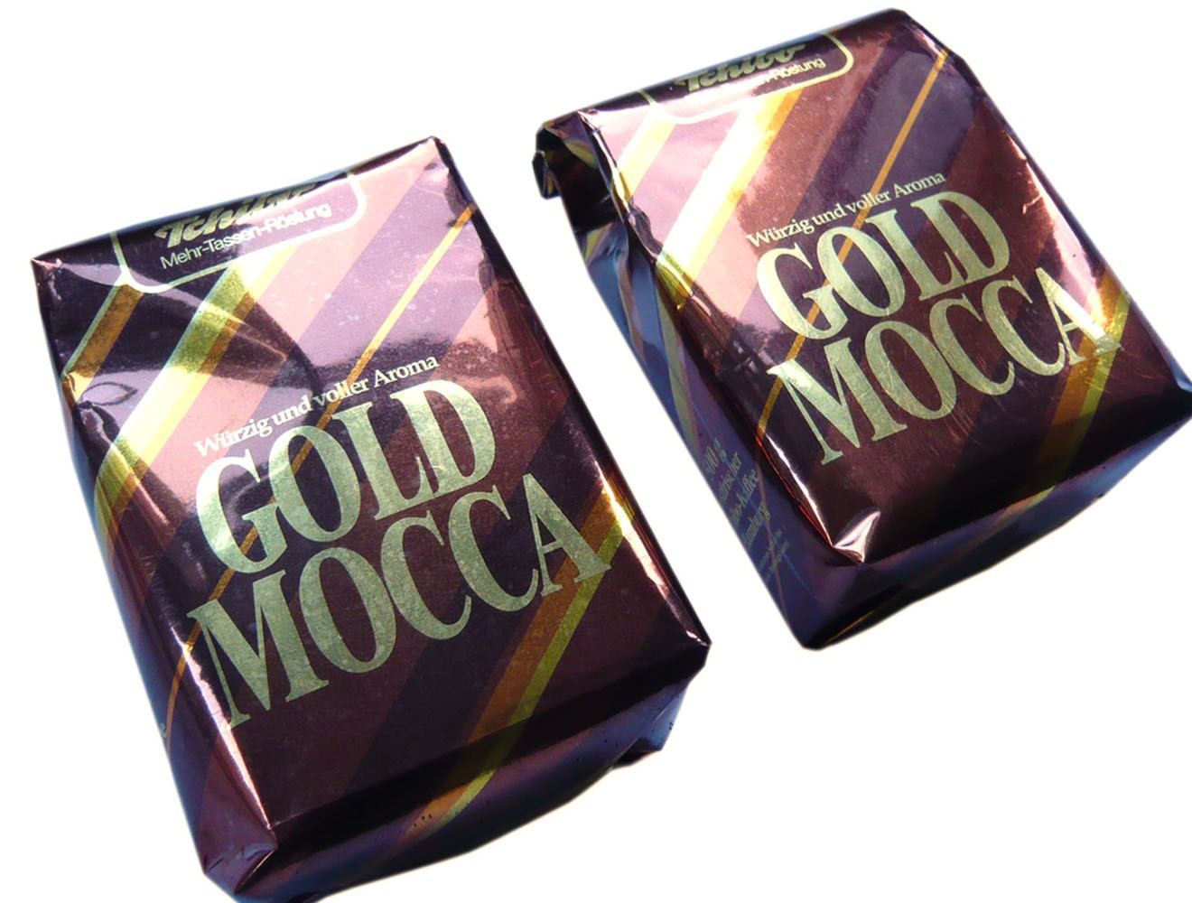 Spezialrequisite // Kaffeverpackung