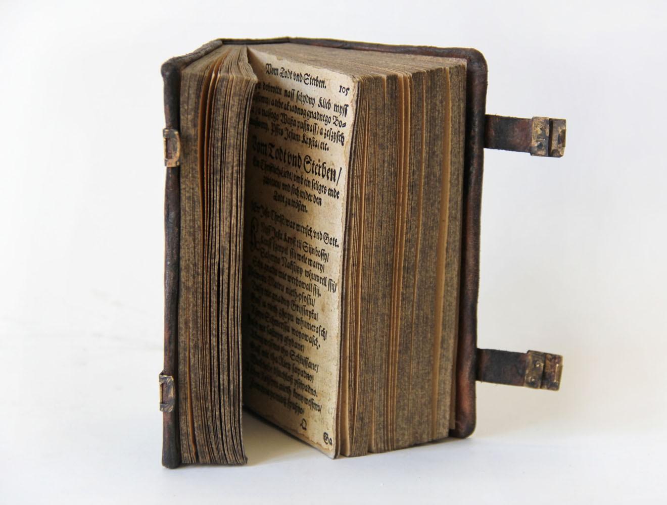 Replik // Sorbisches Gesangbuch um 1550