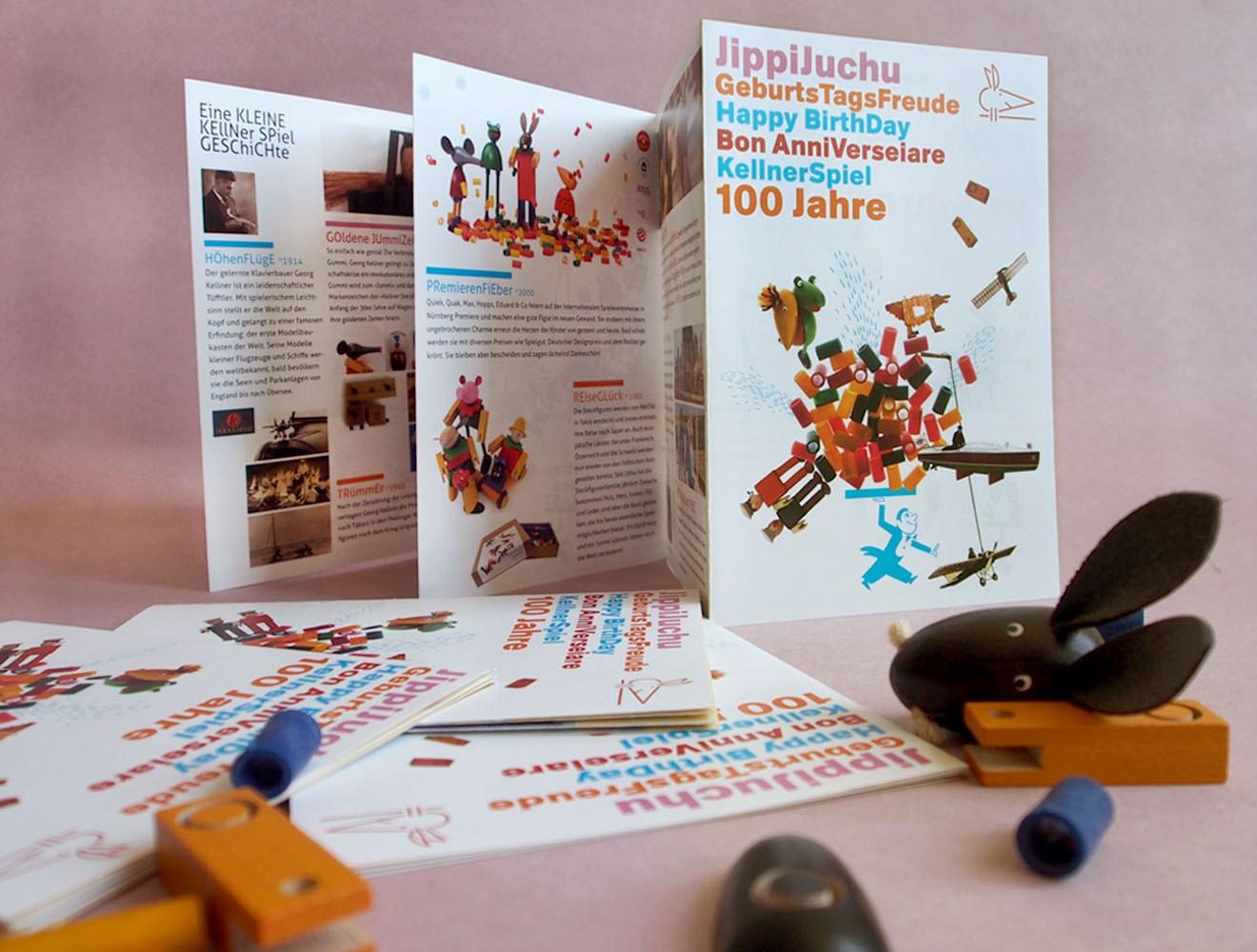 100 Jahre Kellner Spiel // Leporello