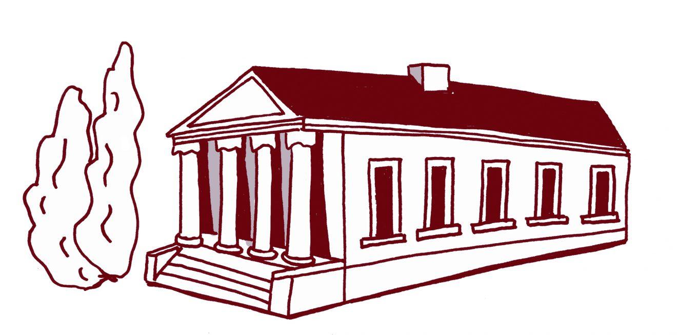 Illustration Römisches Haus